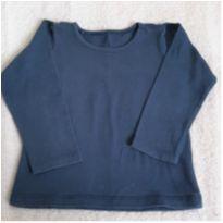 Blusa de Frio Azul Marinho - 1 ano - Baby Club