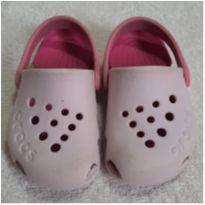 Crocs Original Rosa Claro - 21 - Crocs