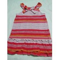 vestido crazy de verão - 3 anos - Crazy 8