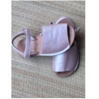 Sandália de  couro - 26 - Blue