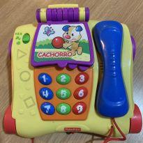 Telefone fisher price -  - Fisher Price