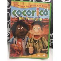 DVD Cocoricó - Meu Primo João - Sem faixa etaria - Não informada