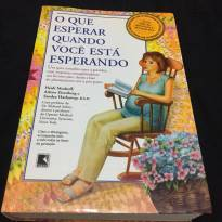 Livro O que Esperar Quando Você Está Esperando - Sem faixa etaria - Editora Record