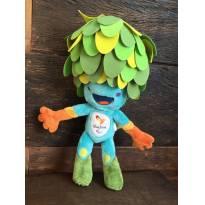 TOM - Mascote das Paraolimpíadas 2016 - 45 cm