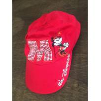 Boné Minnie com Velcro -  - Disney