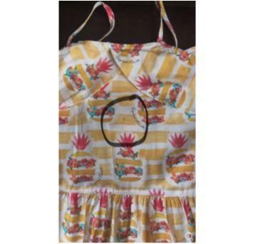 Camisa Oficial Vasco da Gama - 8/10 Anos - 8 anos - Produto licenciado