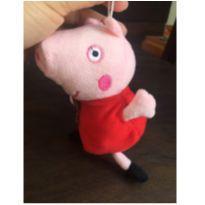 Peppa Pig de Pelúcia 15 cm -  - Outros
