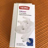 Refil C/2 Canudos Thermos Funtainer - NOVO
