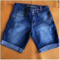 Bermuda Jeans - 16 Anos - 16 anos - Parizi