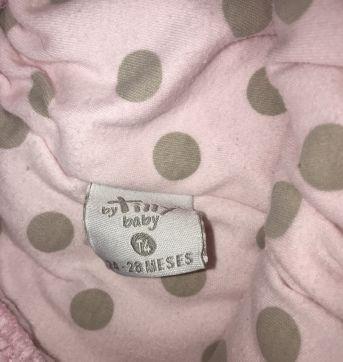 Conjunto acolchoado - 18 meses - Tilly Baby e Green/Tilly/Milon/GliAmic