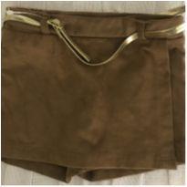 Shorts saia - 12 a 18 meses - Cea, click house