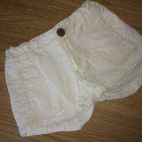 Shorts off white - 1 ano - YOYO KIDS