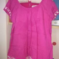 Vestido pink - 2 anos - Alakazoo!