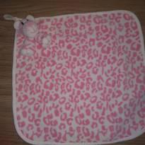 Naninha onça rosa -  - Não informada