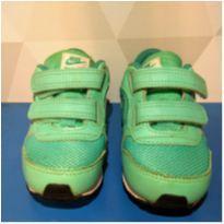 Tênis nike verde  menta - 21 - Nike