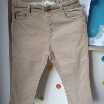Calça veludo Zara - 18 meses - Zara