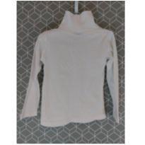 Camiseta gola alta - 3 anos - Poim