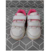 Tênis Adidas Branco e Rosa LK Trainer - 18 - Adidas