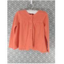 Cardigan laranja - 2 anos - Gymboree