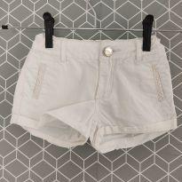 Shorts off white - 1 ano - YOYO KIDS
