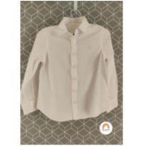 Camisa branca Rauph Lauren - 2 anos - Ralph Lauren