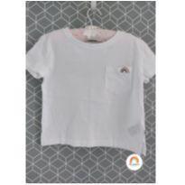 Camiseta arco-íris Gap - 4 anos - GAP