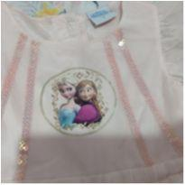 Vestido festa Frozen - 8 anos - Frozen
