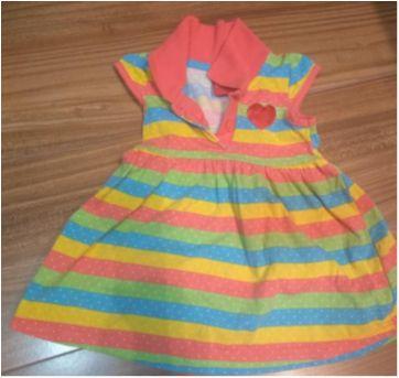 Vestido - 9 meses - Kidstok