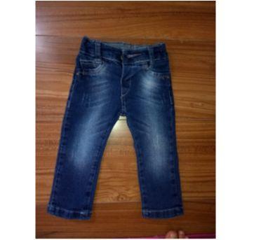 Calça jeans - 9 meses - Não informada