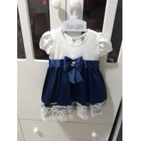 Vestido de festa - 3 meses - Sonho Mágico