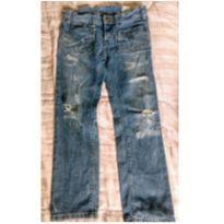 Calça Jeans Diesel Tam 6 - 6 anos - diesel