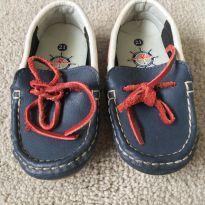 Sapato mocassim - 21 - Ortopasso