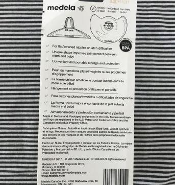 Medela | Mamilos de silicone Contact - Sem faixa etaria - Medela