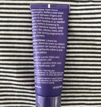 Lansinoh | Pomada  Lanolin Nipple Cream 40g - Sem faixa etaria - Lansinoh