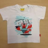 Camiseta Jaca Lelé 2 anos - 2 anos - Jaca lele