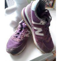 tenis NB roxinho - 27 - New Balance