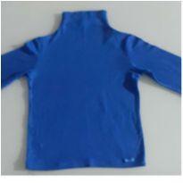 Blusinha manga comprida Malwee - 6 a 9 meses - Malwee