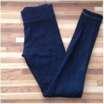 Calça Leguing imita Jeans - 6 anos - Sem marca e sem etiqueta