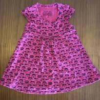 Vestido de malha da Mônica - 1 ano - TURMA DA MONICA