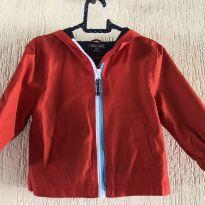 Jaqueta Vermelha - 1 ano - Cherokee