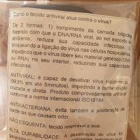 Mascara Antiviral Insider -  - Sem marca