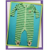 Macacão de Coala - 9 a 12 meses - Baby Club