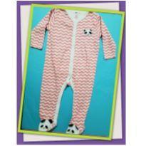 Macacão de panda - 12 a 18 meses - Baby Club