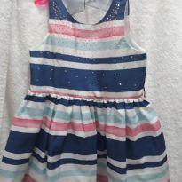 Vestido lindo - 12 a 18 meses - Petit Cherie