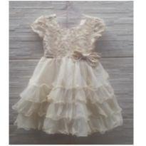 Vestido Perfeito de Festa - 3 anos - Menina Bonita