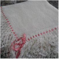 Saída de Maternidade em crochê -  - Não informada