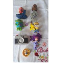 Brinquedos variados -  - Não informada e Mc Donald`s