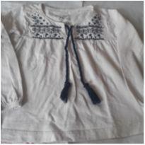 Blusinha Branca - 2 anos - Pool Kids