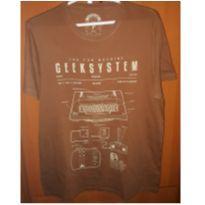 Camiseta Geek - P - 38 - BLUE STEEL(RENNER)