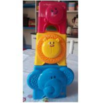 Cubo dos animais Fisher Price